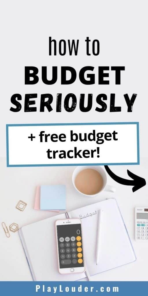 Want to start budgeting but not sure where to begin? Check out the best budgeting tips for beginners and budgeting hacks to save money now (and download a free budget tracker!) #budgettracker #budgeting #budgetingtips #savemoney #budgetingforbeginners