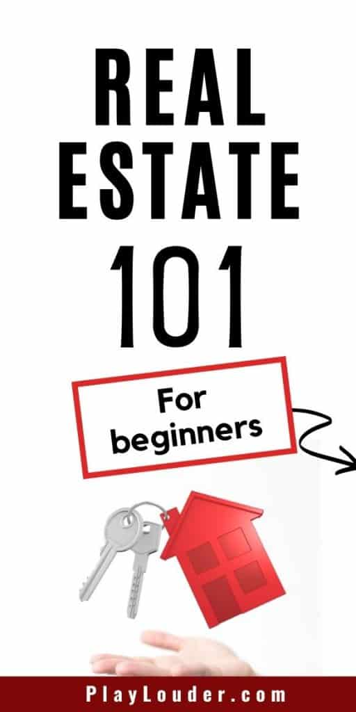 Check out this real estate 101 for beginners and the best real estate tips. Start your investing journey today! #realestate #realestateforbeginners #realestatetips