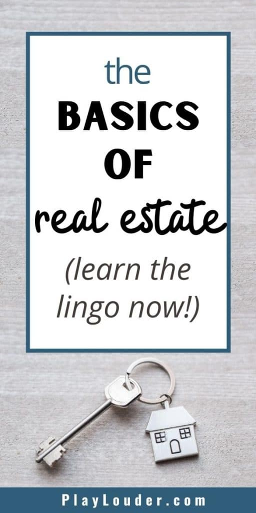 If you're interested in real estate, check out this post to learn all about real estate for beginners! #realestate #realestatebeginners #realestatetips