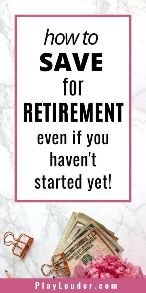 Want to save for retirement fast? Check out the best money saving tips so you can learn how to save for retirement fast and reach financial independence whilst you're still young! #FIRE #financialindependence #retireearly #savemoney