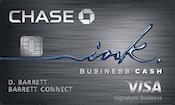 ink business cash card 1