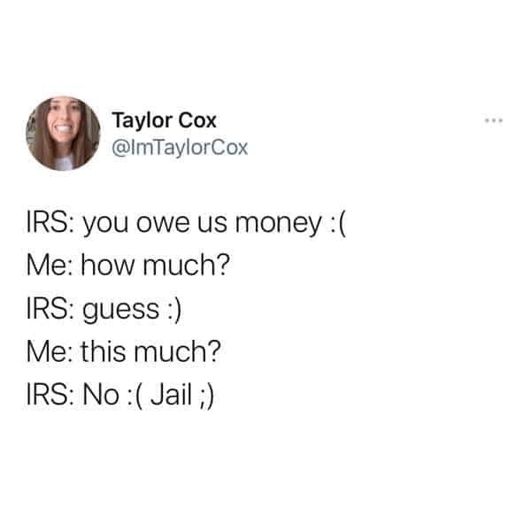tax memes