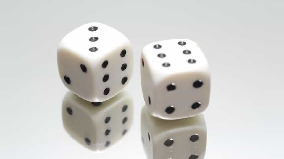 dice are not Risk Averse